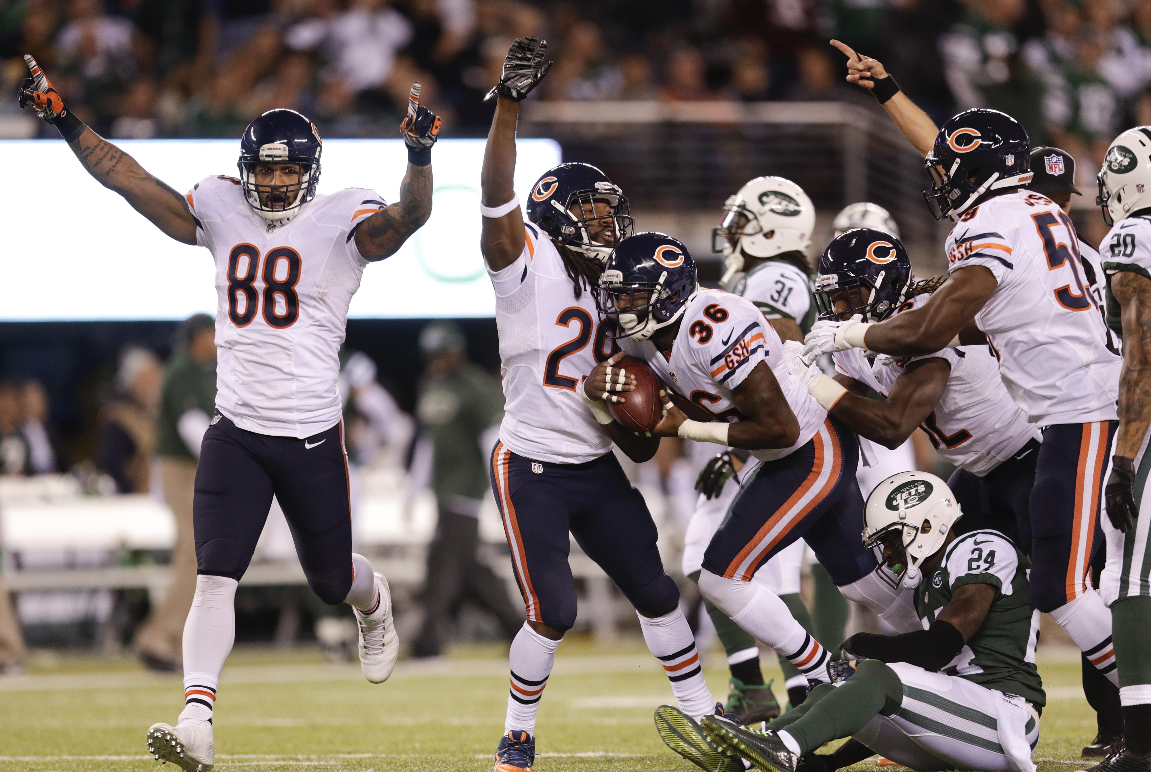 [NFL] Week 3: Gli orsi mordono la grande mela (Chicago Bears vs New York Jets 27-19)