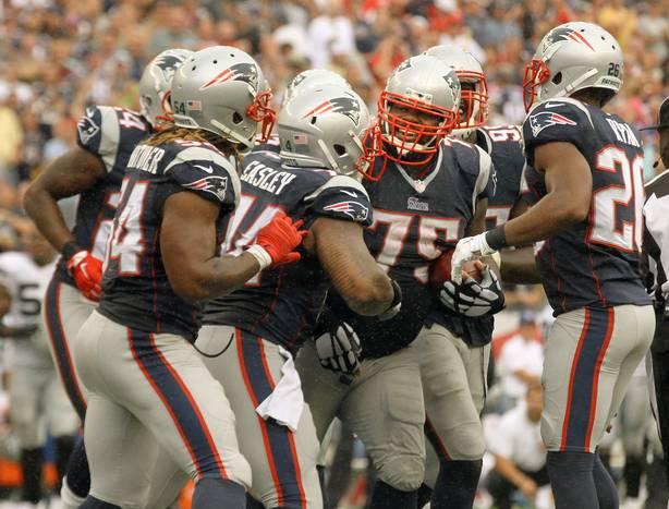 [NFL] Week 3: PartitOWSKI (Oakland Raiders vs New England Patriots 9-16)