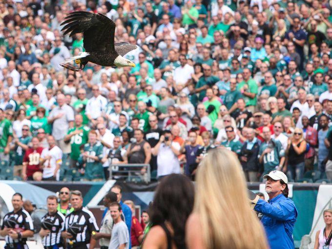 [NFL] Week 3: Washington Redskins vs Philadelphia Eagles 34-37