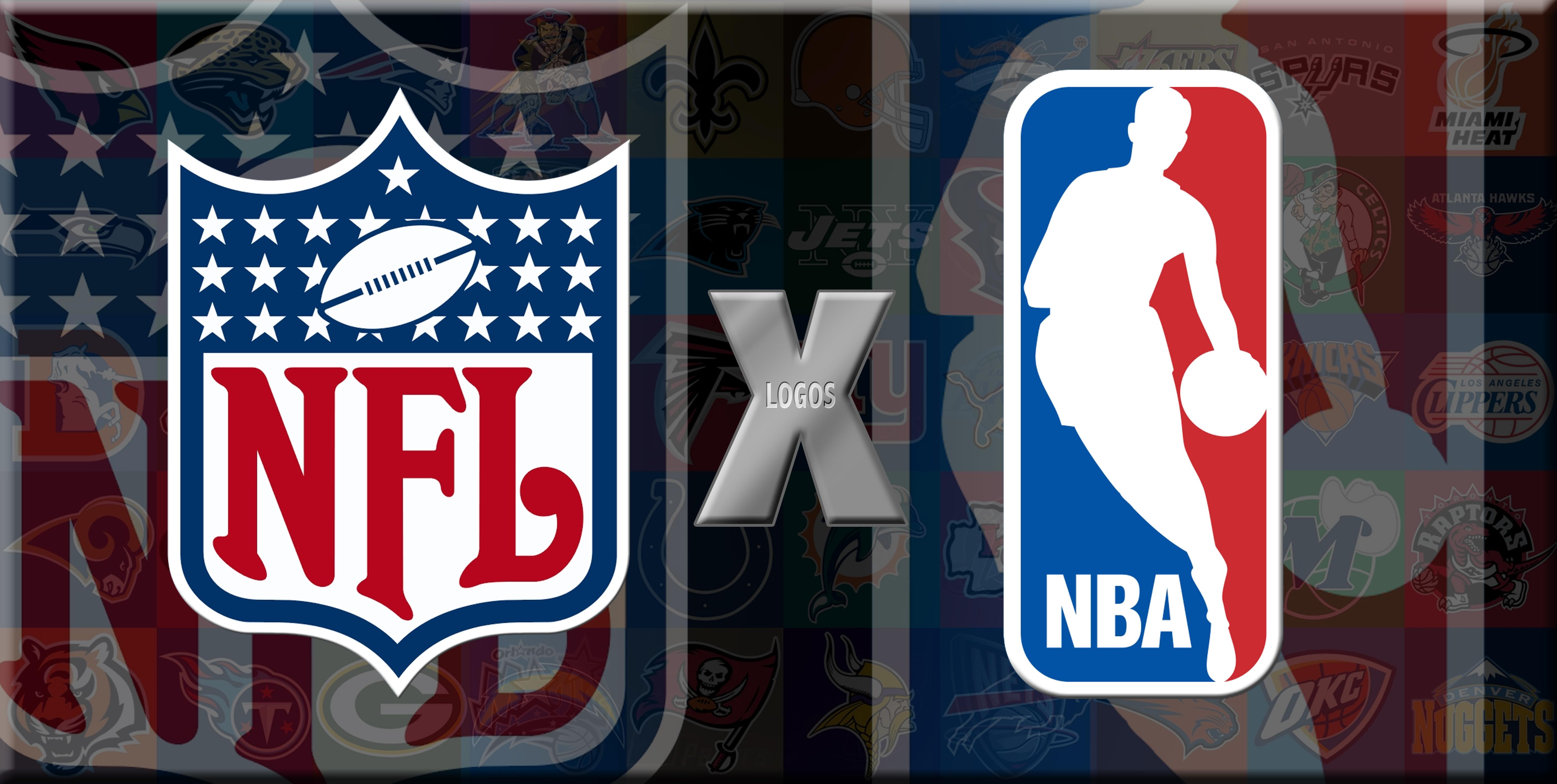 [NFL] I Logo delle squadre NFL come se fossero nella NBA