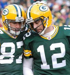 rodgers nelson packers