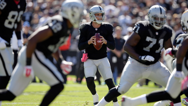 Derek Carr Raiders