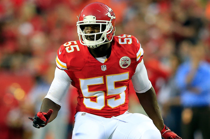 Dee Ford Chiefs