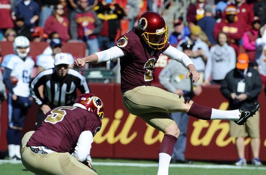 [NFL] Week 7: Tutto allo scadere (Tennessee Titans vs Washington Redskins 17-19)