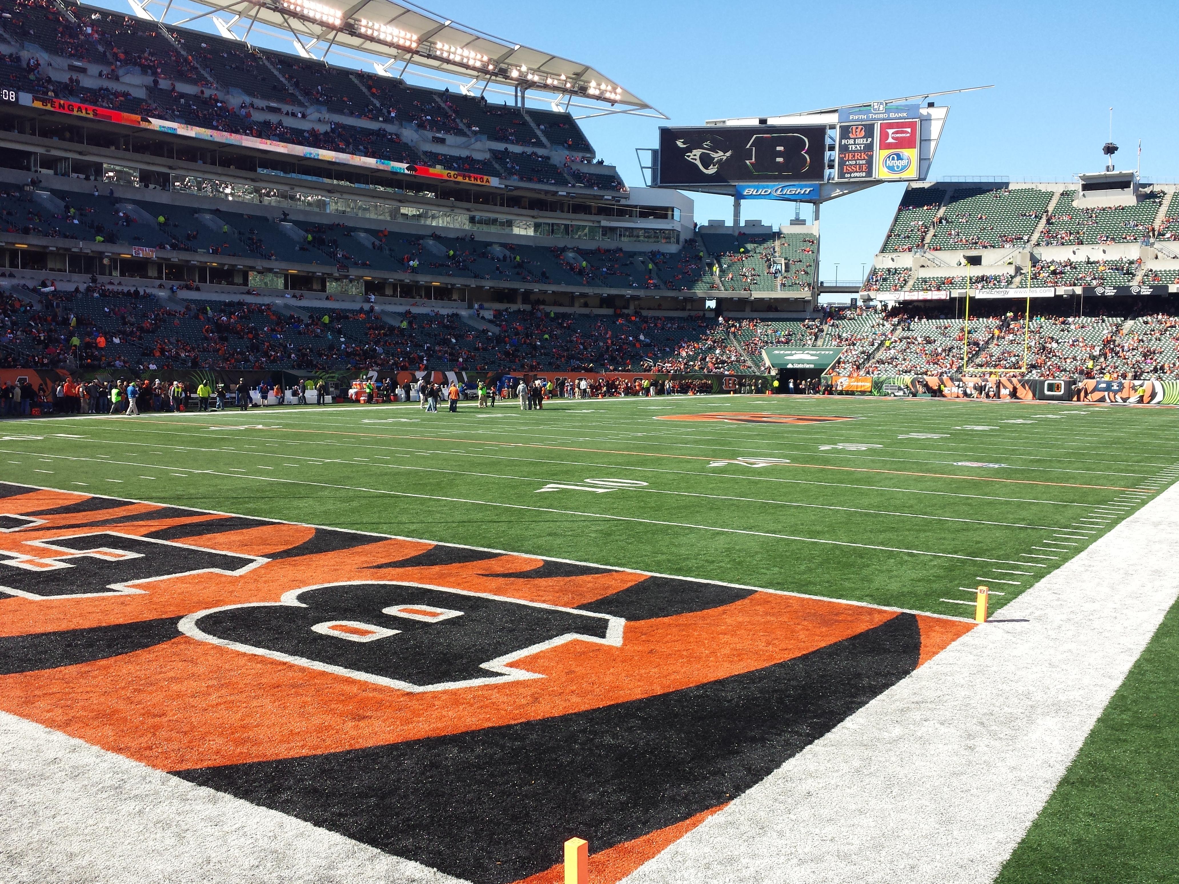 [NFL] Week 9: Battaglia felina, le tigri hanno la meglio (Jacksonville Jaguars vs Cincinnati Bengals 23-33)