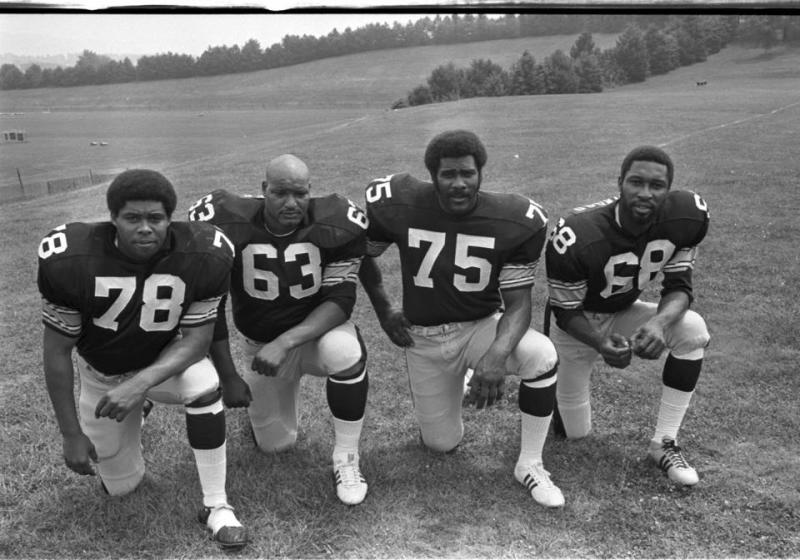 Steelers Steel Curtain