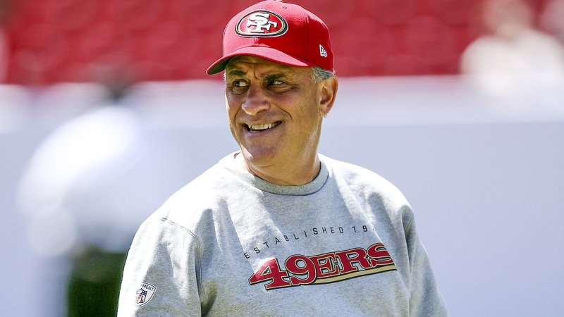 Vic Fangio 49ers