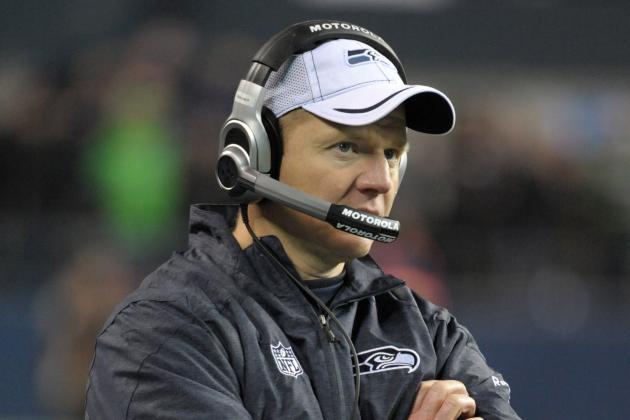 Darrell Bevell, OC Seattle Seahawks