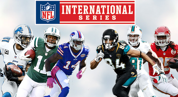 [NFL] International Series 2015: confermate tre partite a Londra