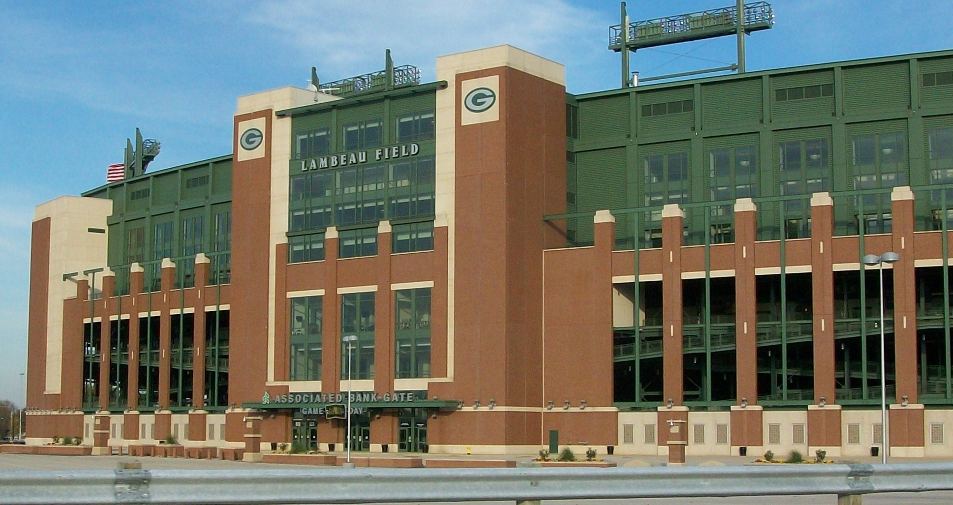 Lambeau Field: The Frozen Tundra