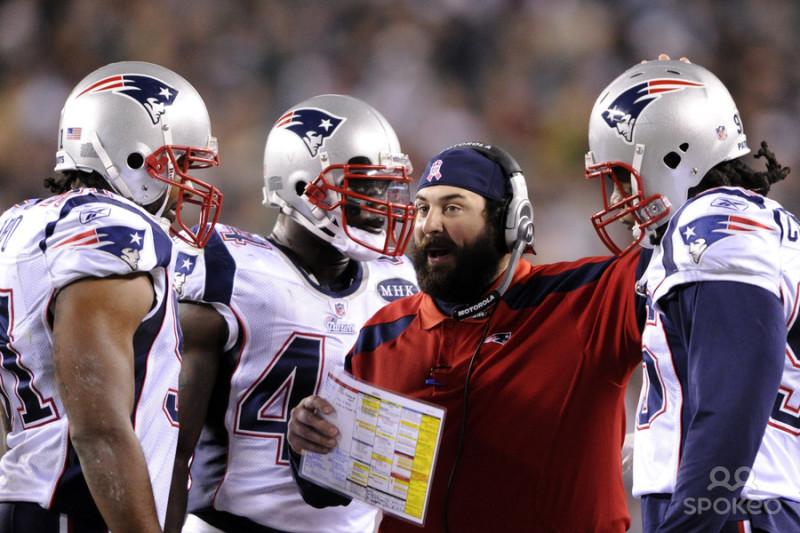 Matt Patricia, DC New England Patriots