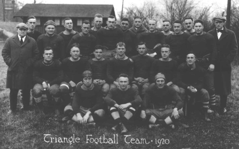 1920 Dayton Triangles