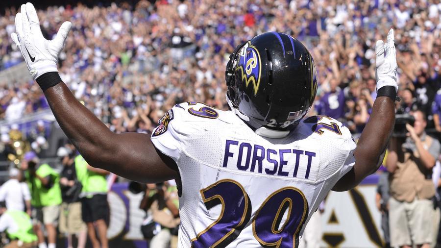 [NFL] Storia di un riscatto: la vita di Justin Forsett
