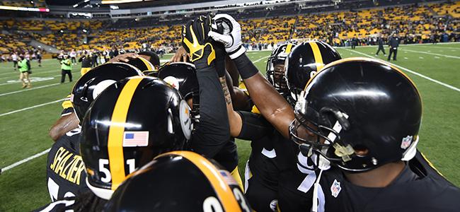 [NFL] Week 17: AFC North Championship (Cincinnati Bengals vs Pittsburgh Steelers 17-27)