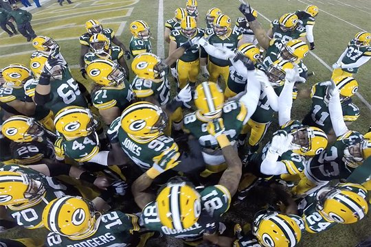 [NFL] Week 14: Falchetti impacchettati (Atlanta Falcons vs Green Bay Packers 37-43)