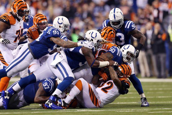 [NFL] Wild Card: Cincinnati Bengals vs Indianapolis Colts 10-26