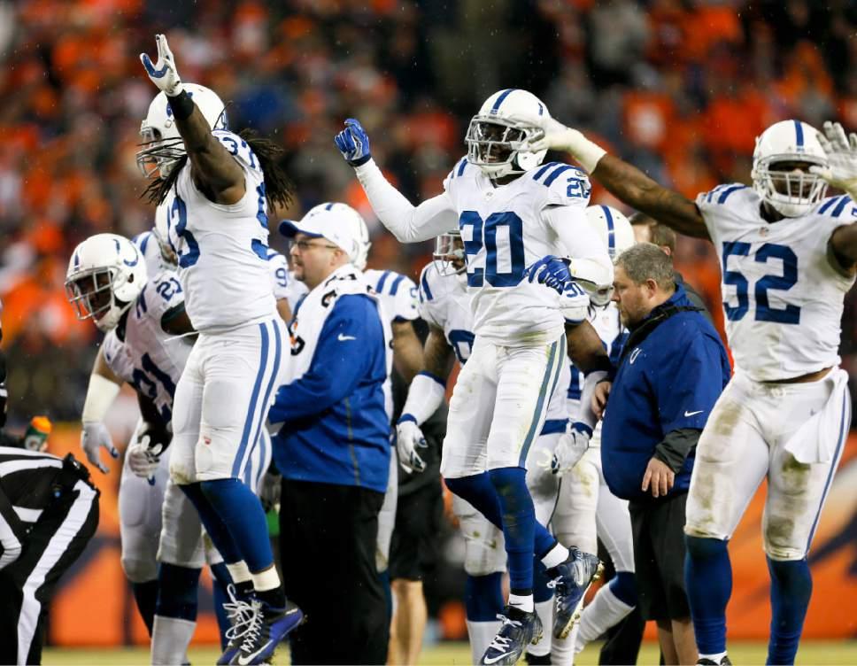 [NFL] Divisional: il tramonto su Peyton e i suoi Broncos (Indianapolis Colts Vs. Denver Broncos 24-13)