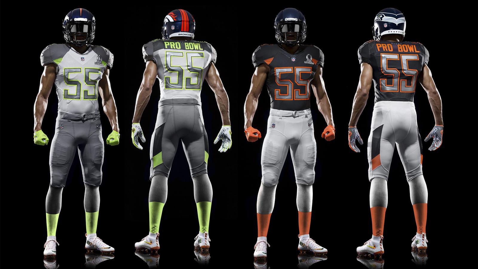 [NFL] Pro Bowl - Le divise e le nuove regole