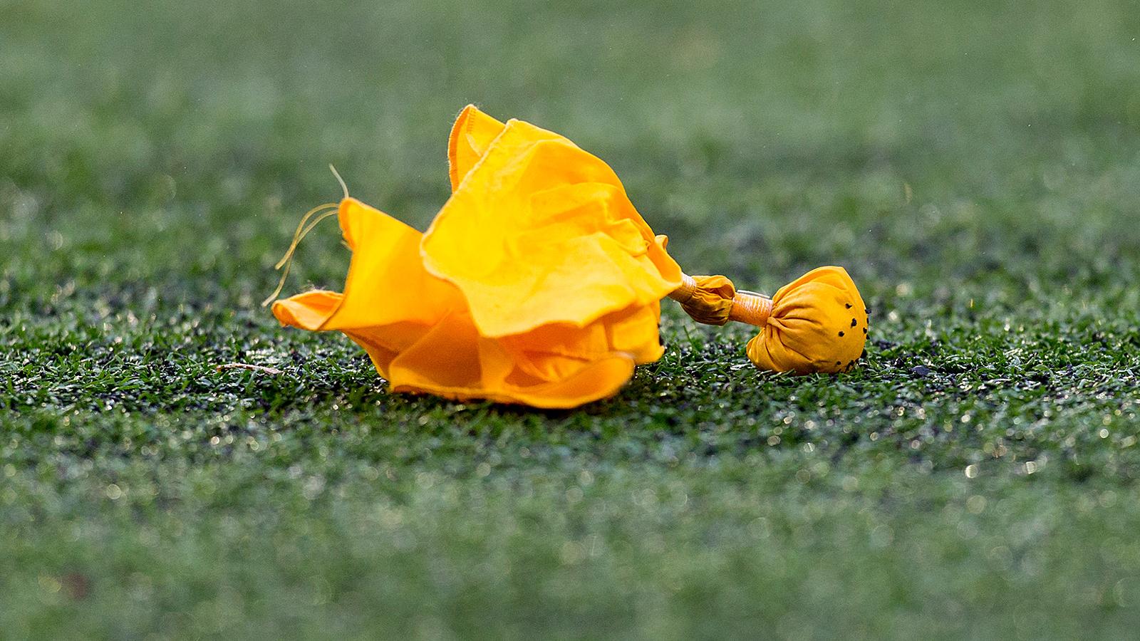 [NFL] Le squadre e i giocatori con più penalità dopo 12 giornate
