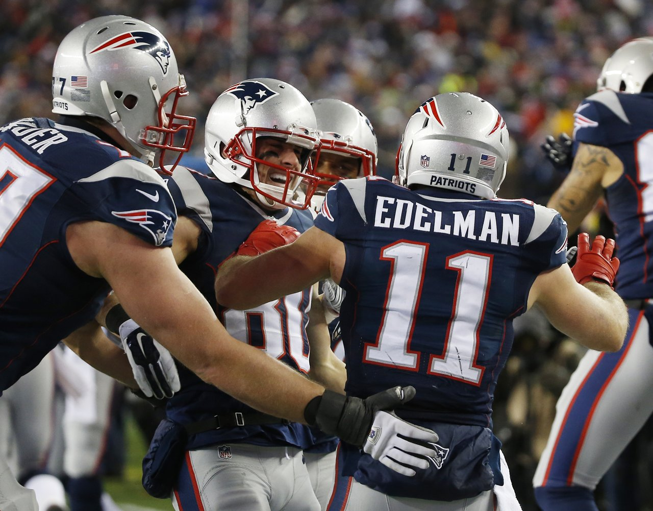 [NFL] Divisional: Tom Terrific (Baltimore Ravens vs New England Patriots 31-35)