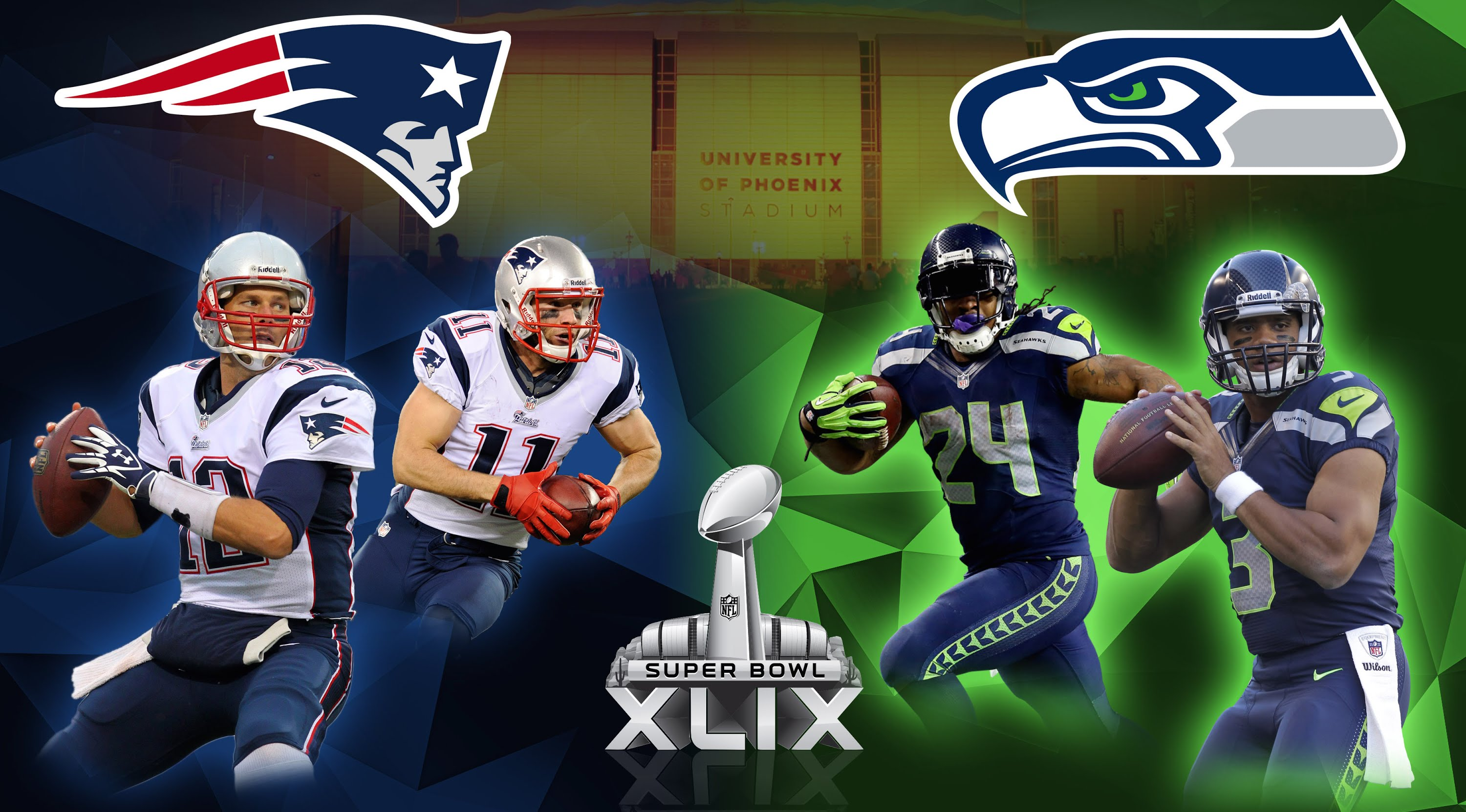 [NFL] Super Bowl XLIX: Preview