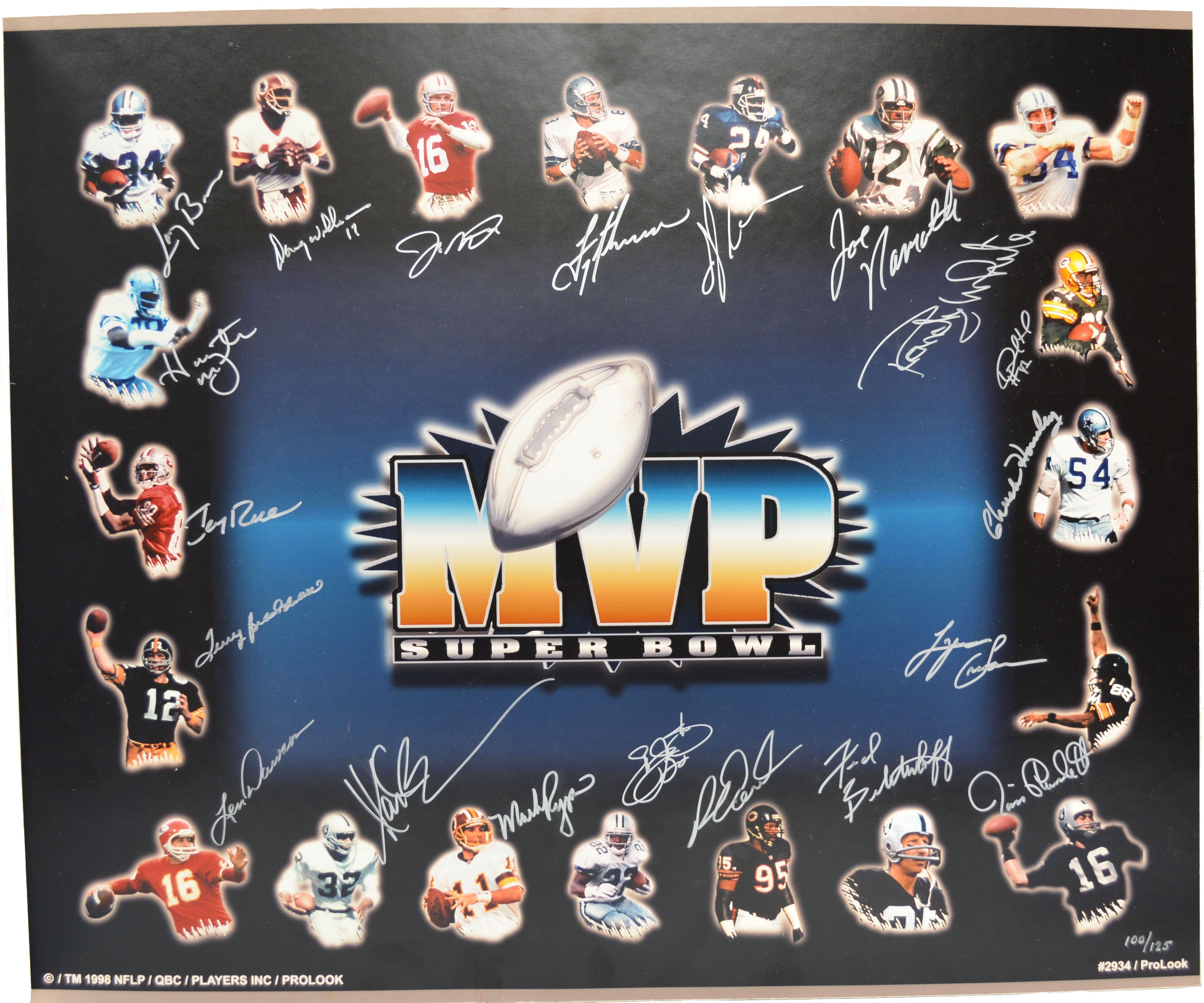 [NFL] Super Bowl: tutti gli MVP, ruolo per ruolo