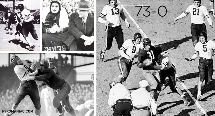 La storia del football americano - 1940: l'anno dei Chicago Bears