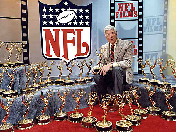 Addio a Ed Sabol, l'inventore di NFL Films