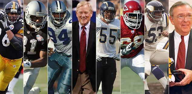 [NFL] Otto nuovi ingressi nella Hall of Fame