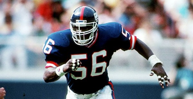 [NFL] Lawrence Taylor, professione linebacker