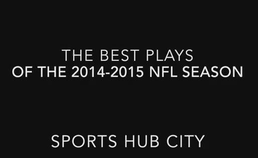[NFL] Le migliori azioni della stagione (video)