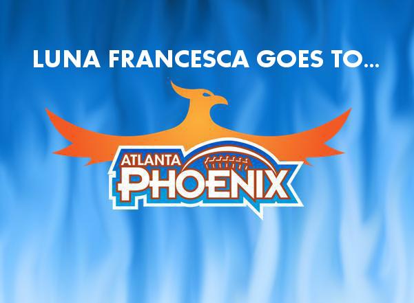 Luna Francesca goes to Atlanta - Le sorprese continuano