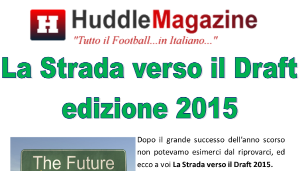La Strada verso il Draft 2015 in formato eBook