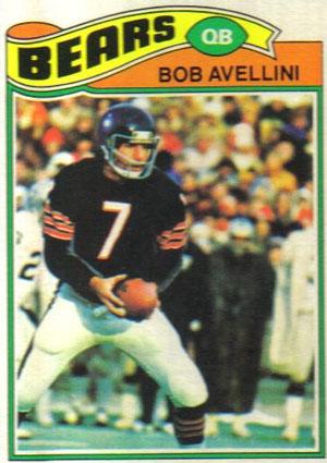 Bob Avellini Bears