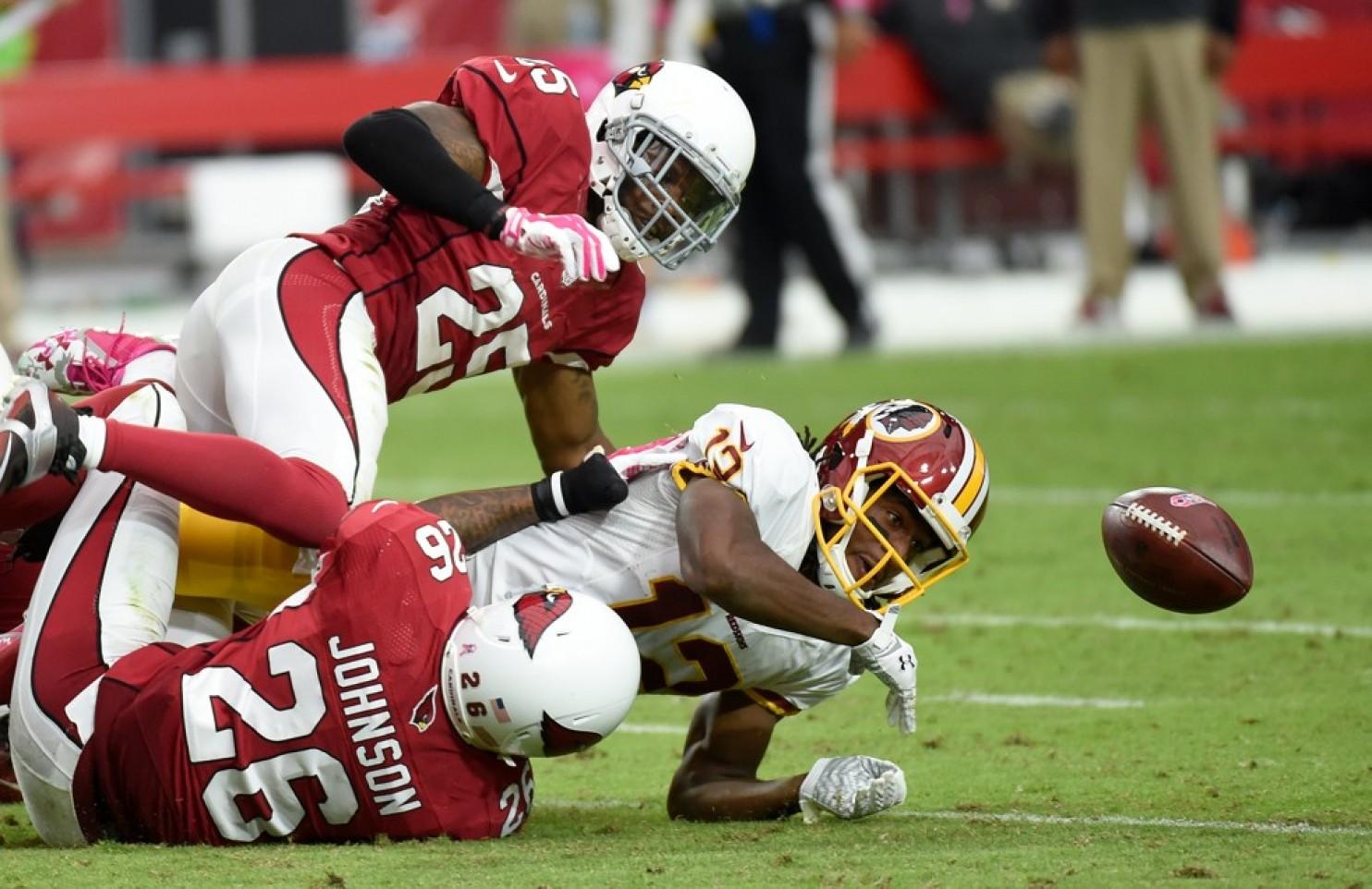 [NFL] Quante azioni vengono giocate prima di un fumble?