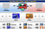 [IFL] Semifinali IFL: Preview, link allo streaming, vota i favoriti