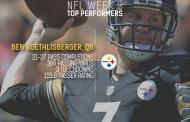 [NFL] Week 2: le migliori prestazioni NFL guardando i numeri