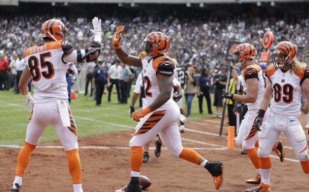 [NFL] Week 1: La vendetta di Hue (Cincinnati Bengals vs Oakland Raiders 33-13)