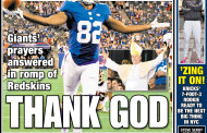 [NFL] Week 3: prime pagine dei quotidiani americani
