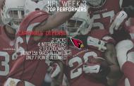 [NFL] Week 3: le migliori prestazioni NFL guardando i numeri