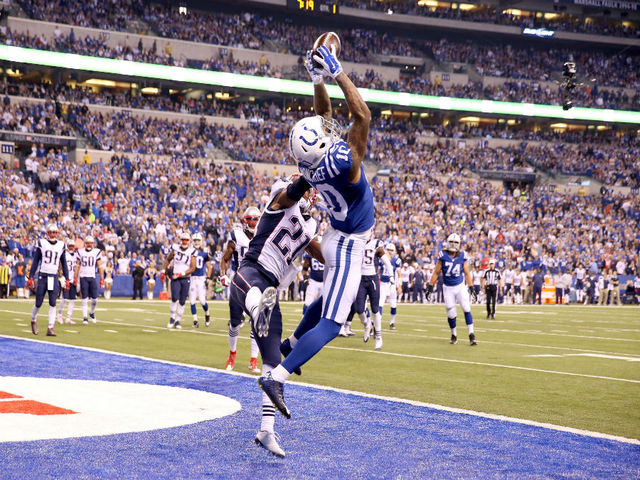Donte Moncrief Colts