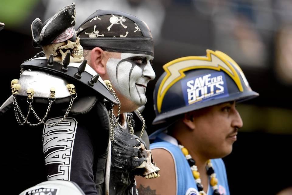 [NFL] Week 7: I Predoni invadono San Diego (Oakland Raiders vs San Diego Chargers 37-29)