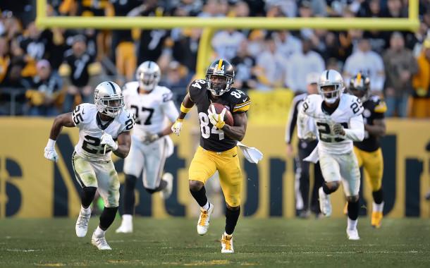[NFL] Week 9: Tante yard, errori e infortuni (Oakland Raiders vs Pittsburgh Steelers 35-38)