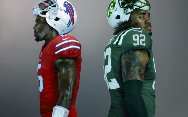 [NFL] Inizia la Color Rush 2015 con Buffalo Bills vs New York Jets