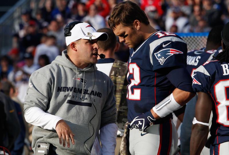 Josh McDaniels New England Patriots