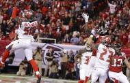 [NFL] Week 8: Kwon gela Ryan in memoria del fratello  (Tampa Bay Buccaneers vs Atlanta Falcons 23-20)