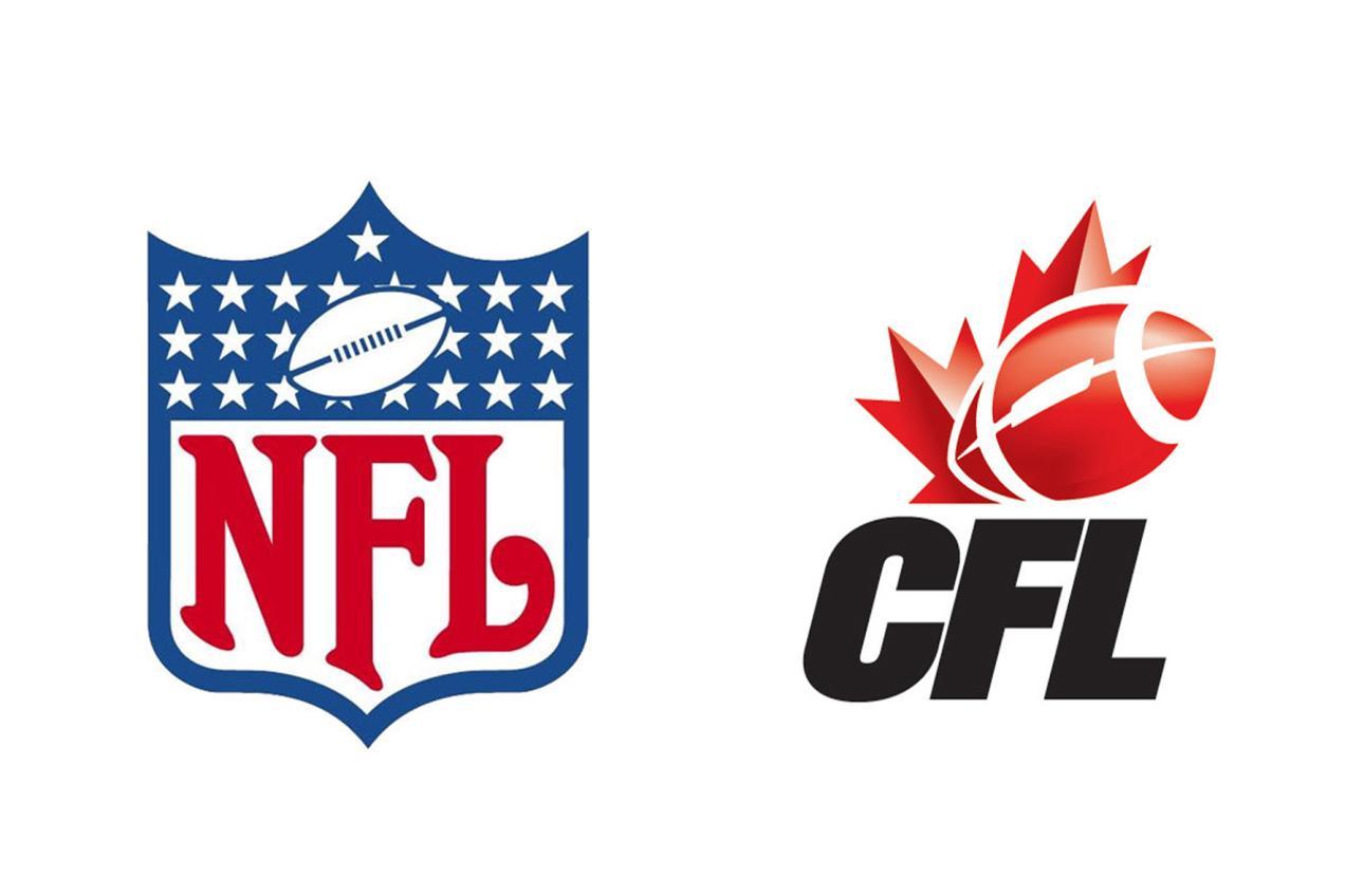 Le differenze tra NFL e CFL
