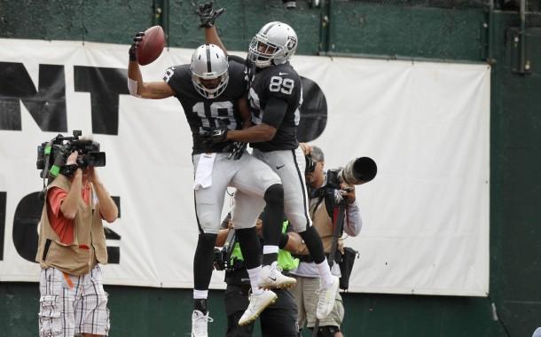 [NFL] Week 8: La banda Del Rio colpisce ancora (New York Jets vs Oakland Raiders 20-34)