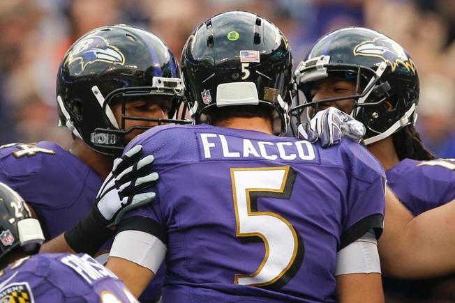 Joe Flacco ha dimostrato di essere un vero leader