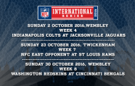 [NFL] International Series: le tre partite NFL a Londra nel 2016